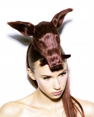 Creative hairstyles search results from Google